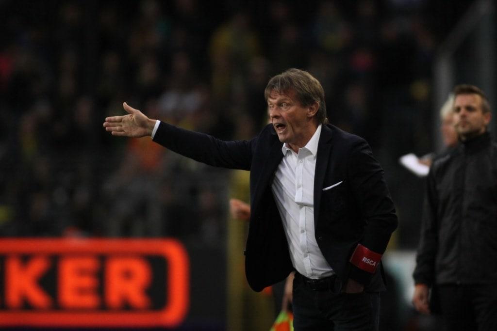 Vercauteren nieuwe trainer Antwerp