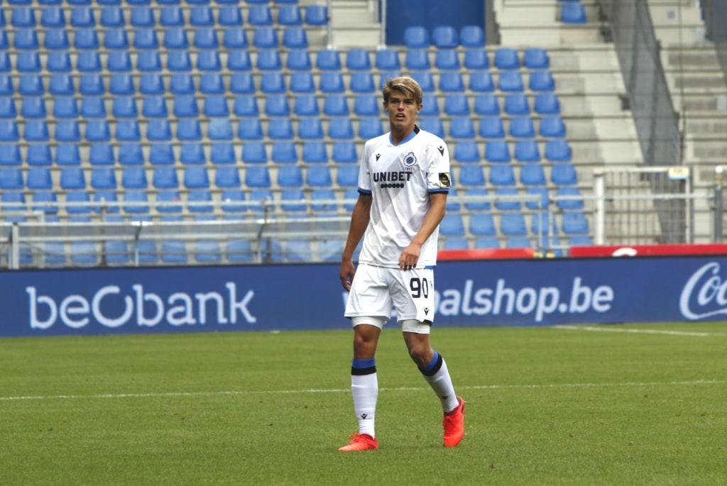 De Ketelaere goudhaantje Club Brugge