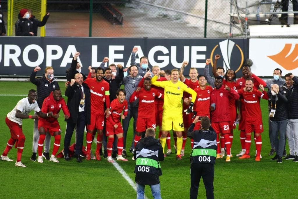 Antwerp FC bekerwinnaar 1955, 1992 en 2020