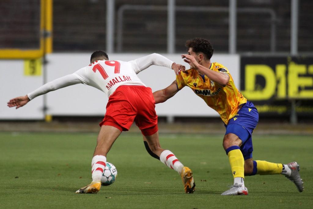 Cacace van STVV naar Juventus?