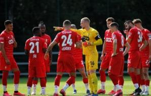 Arnaud Bodart koestert Standard