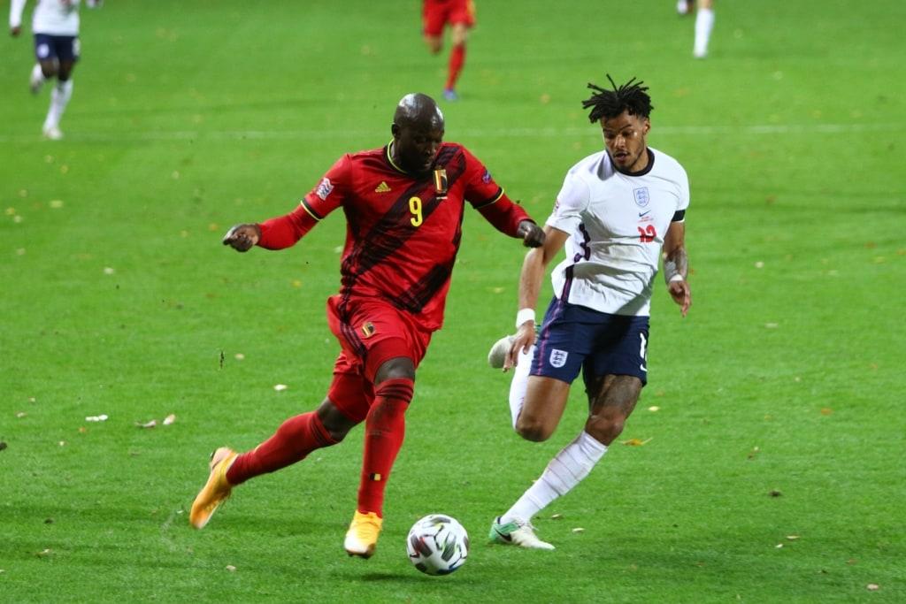 Romelu Lukaku deze zomer terug in Engeland aan de slag?