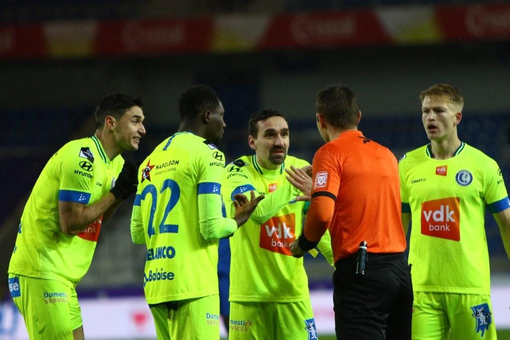 AA Gent eindigde als vijfde