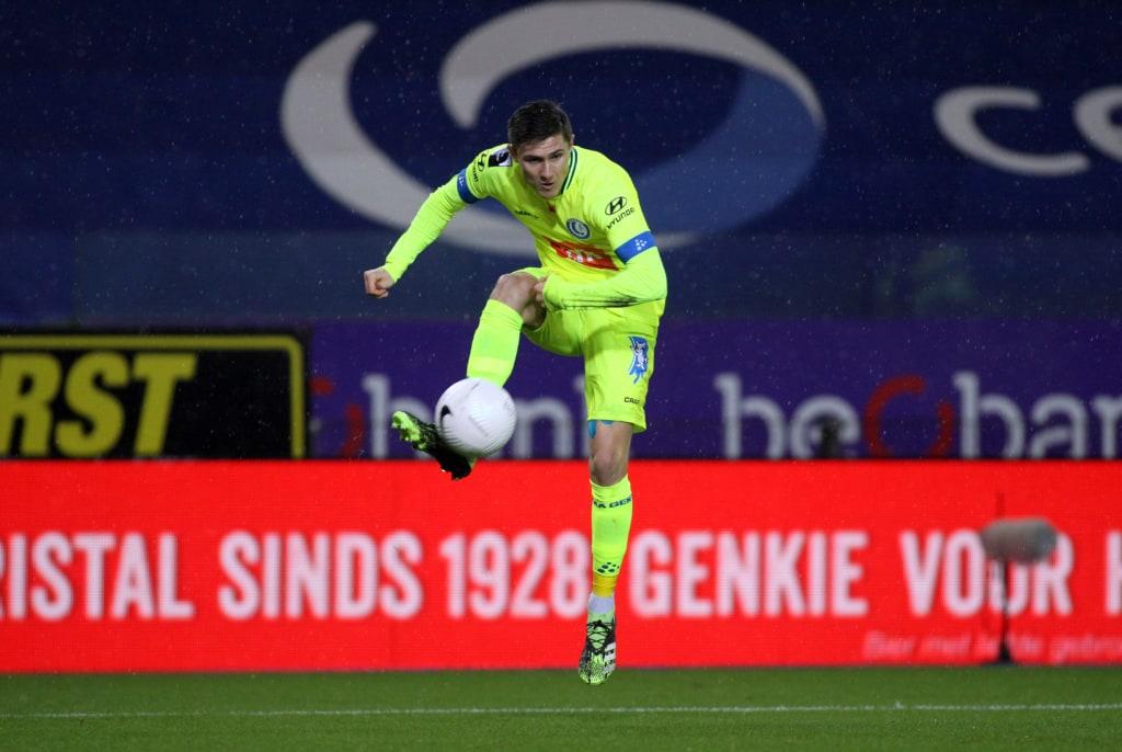 Castro-Montes sterk bezig bij AA Gent