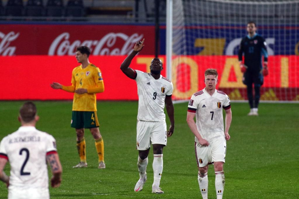 Lukaku blijft ook scoren bij de Rode Duivels