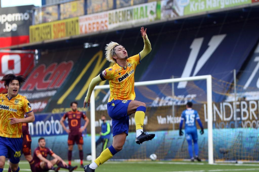 Yuma Suzuki goalgetter en teamplayer