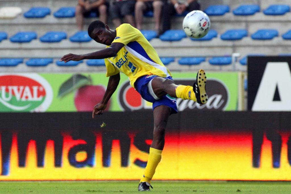 Sidibe goalgetter in het shirt van STVV