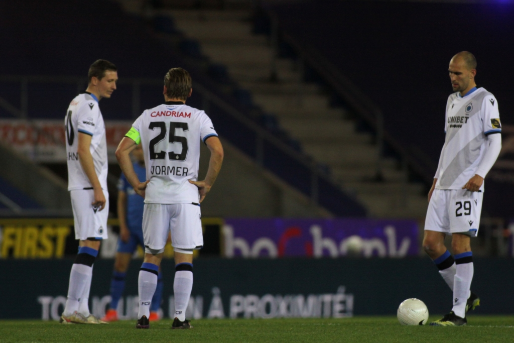 Ruud Vormer langer Club Brugge of transfer?