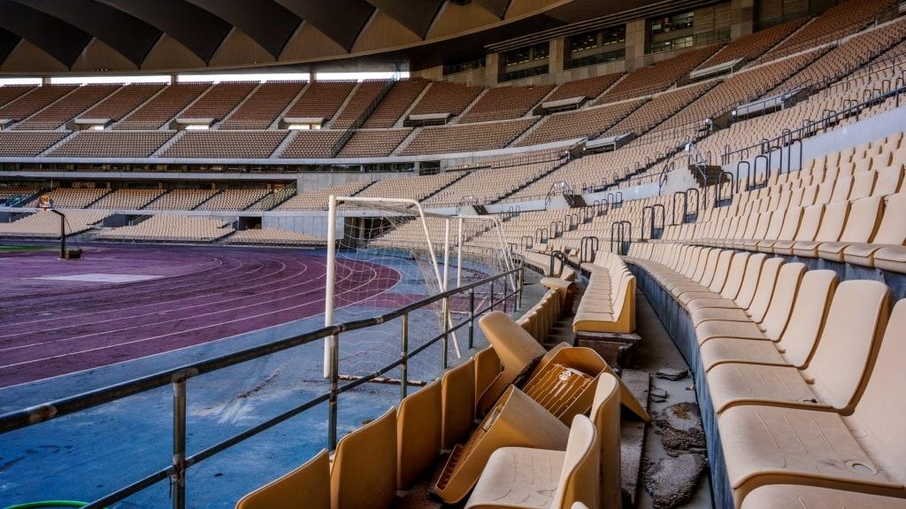 La Cartuja Sevilla stadion