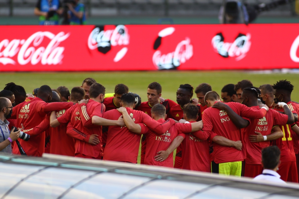 Geen EK-matchen in België