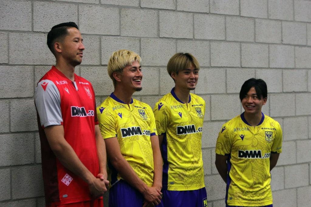 Schmidt, Suzuki, Matsubara en Ito