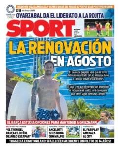Messi nog niet terug