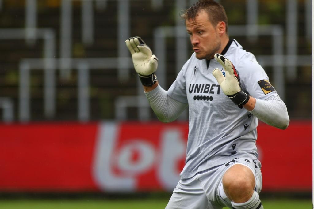 Mignolet redt Club Brugge tegen Union