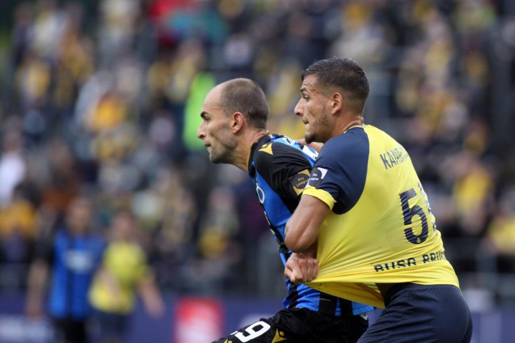 Dost stond tegen Union SG voor het laatst aan de aftrap bij Club Brugge