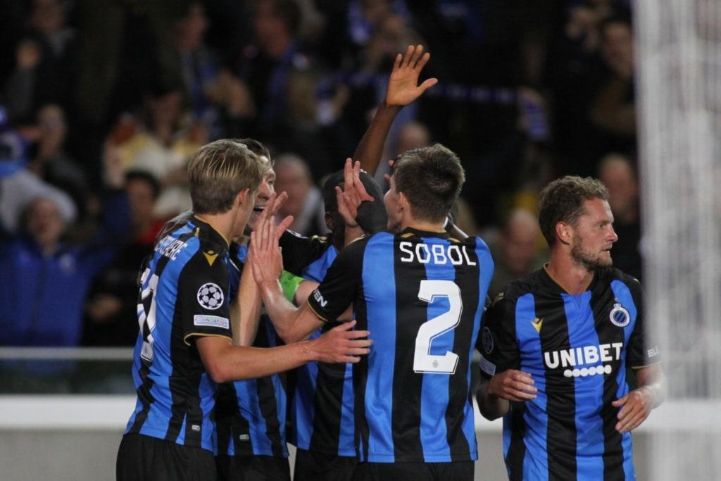 Vanaken gelooft in nieuwe puntenwinst Club Brugge in Champions League